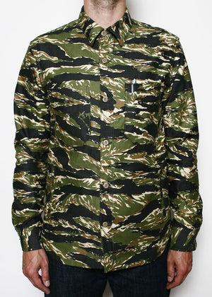 Rogue Territory Patrol shirt tiger stripe camo