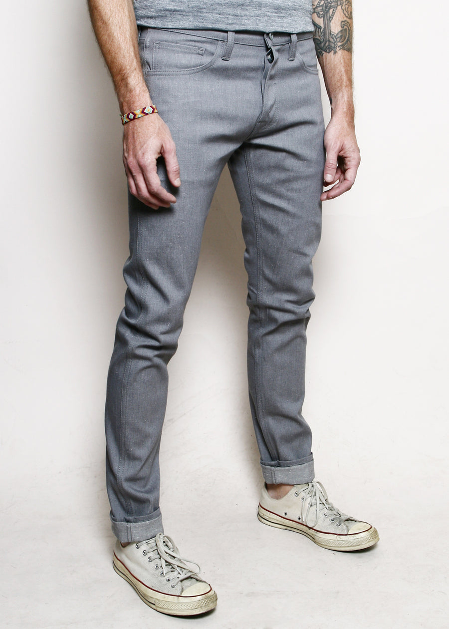 Rogue Territory SK Neppy Grey Denim