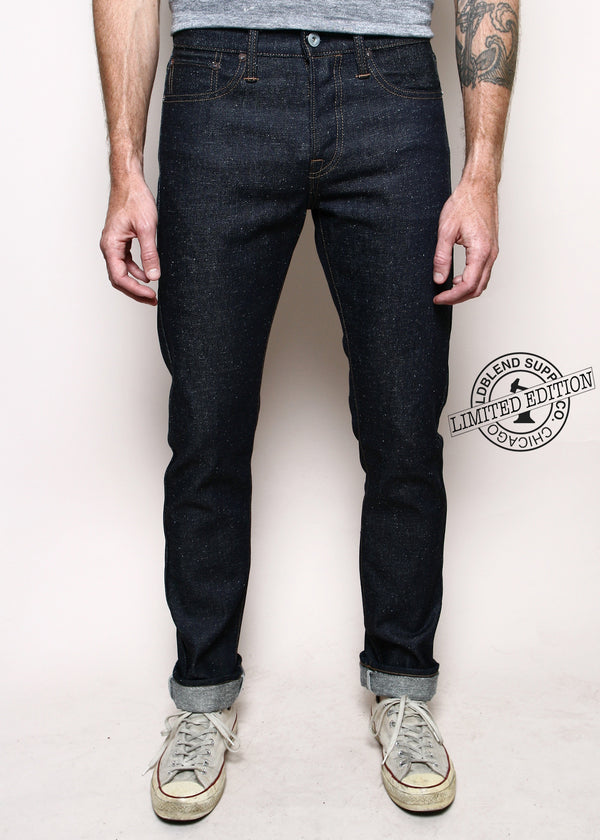 Rogue Territory Stanton 12oz Neppy Denim