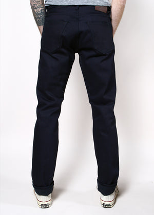 Rogue Territory X Mildblend Supply Standard Issue 17oz Slub Dark Indigo