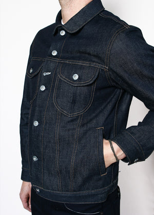 Rogue Territory Type 3 13.5oz Cone Denim Jacket