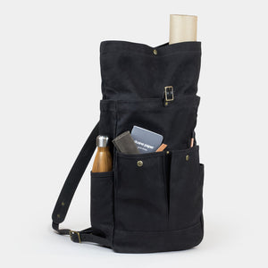 Winter Session Rolltop Black