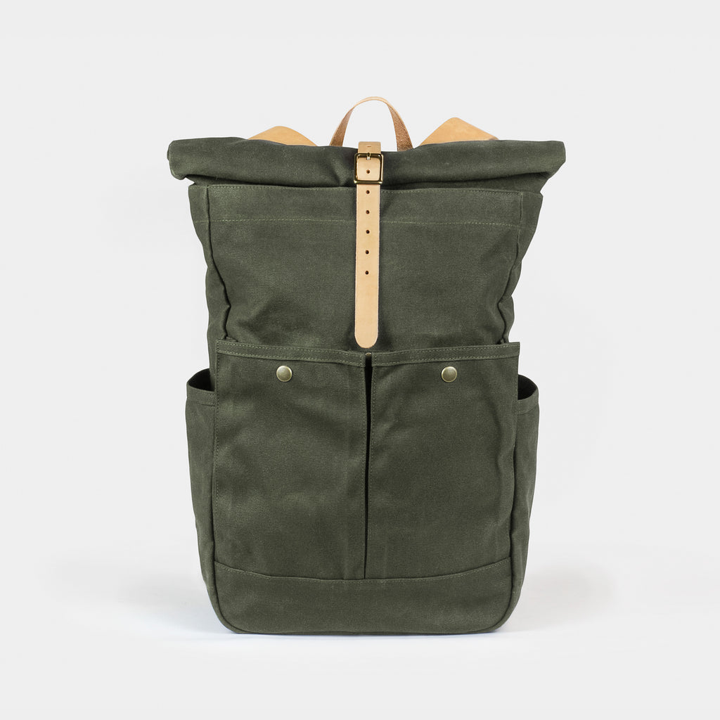 Winter Session Rolltop bag
