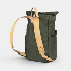Winter Session Rolltop Olive