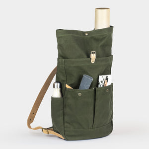 Winter Session Rolltop in Olive