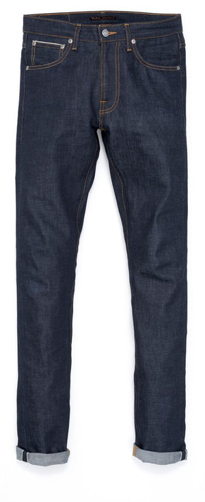 Nudie Jeans US Salvage in Lean Dean