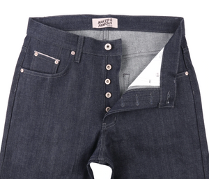 Naked and famous EASY GUY indigo Selvedge