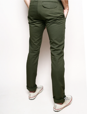 Rogue Territory Officer Trousers Olive