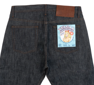 Naked & Famous Weird Guy Vulgar Selvedge 2