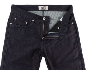 Naked & Famous Weird Guy Tatami Denim