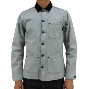 Kato by Hiroshi Kato Vise Jacket Light Blue