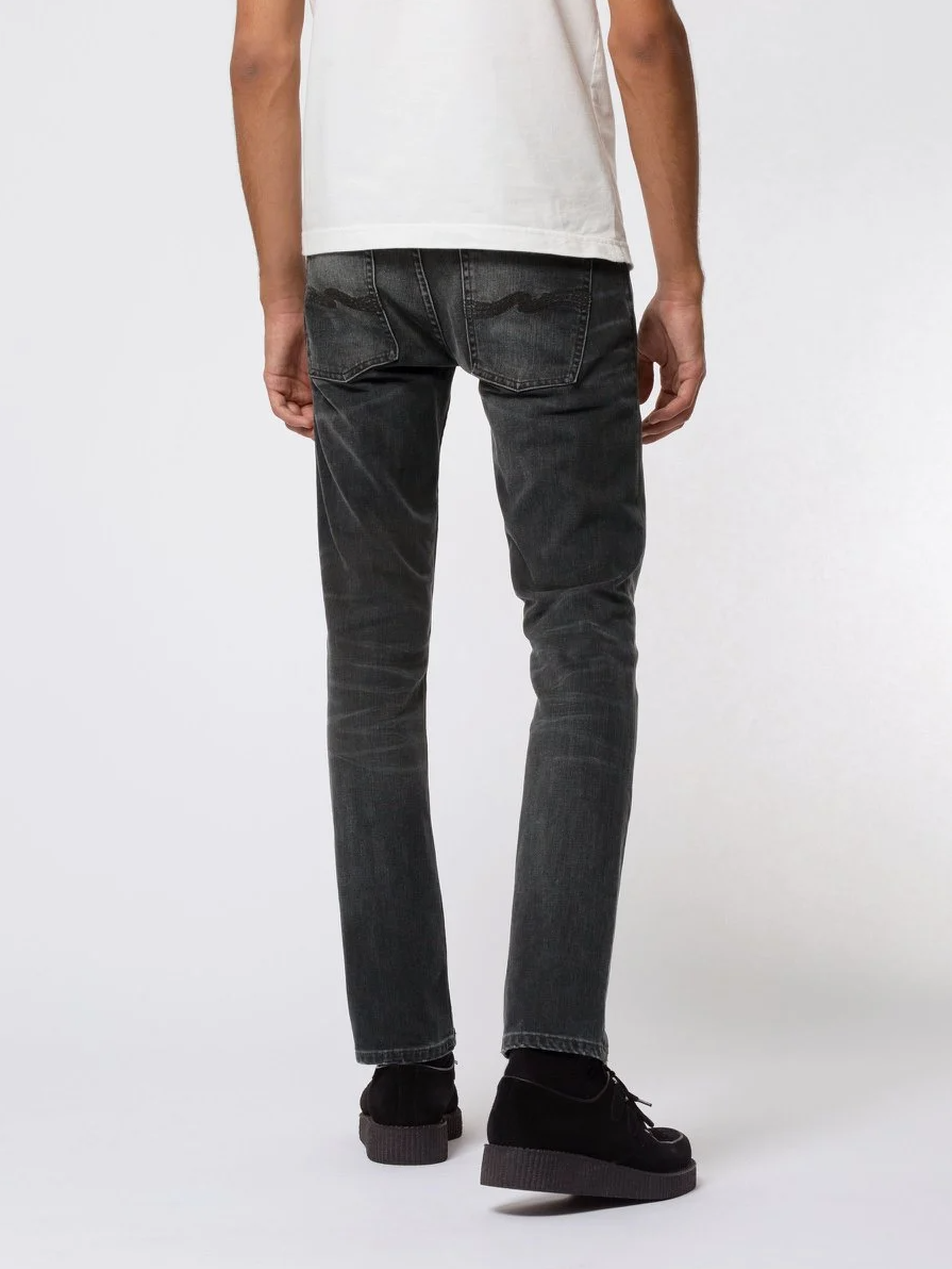 Nudie jeans Grim Tim Old Black