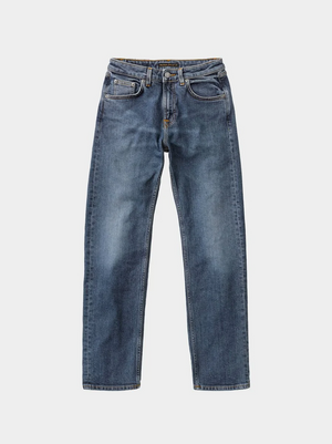Nudie Jeans Straight Sally Dark Stone