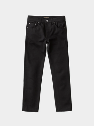 Nudie Jeans Gritty Jackson Dry Black YD