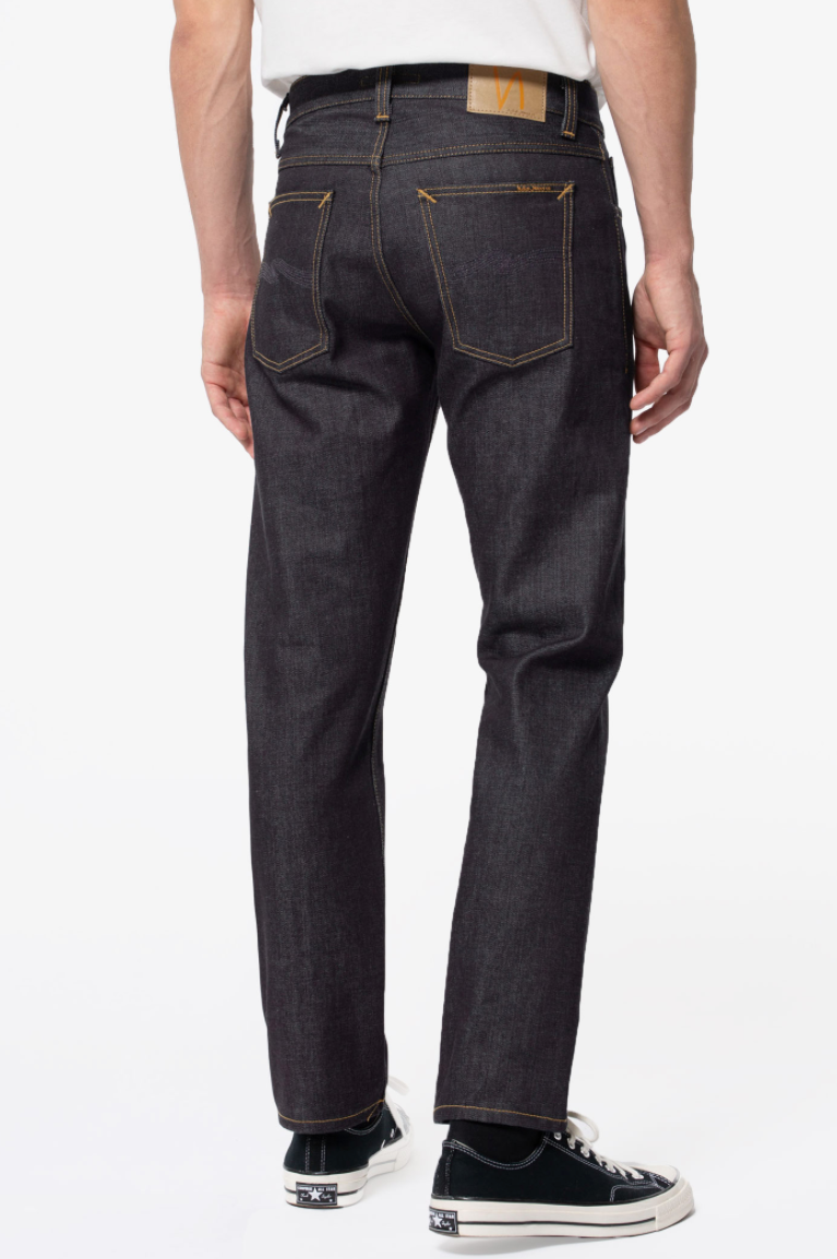 Nudie Jeans Gritty Jackson Dry Classic Navy