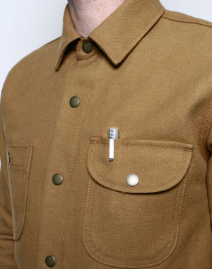 Rogue Territory Copper Selvedge Service Shirt