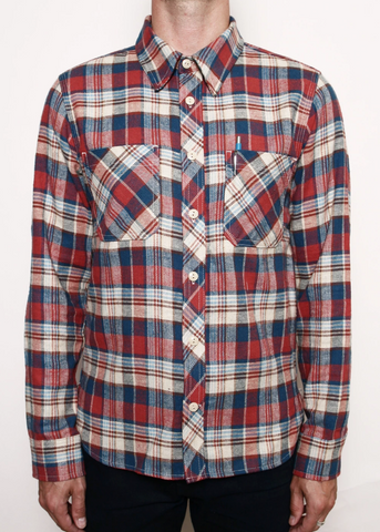 Rogue Territory bm work classic plaid