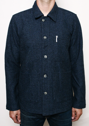 Rogue Territory Harbor Blended Wool Jacket
