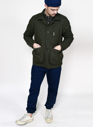 Rogue Territory Explorer Jacket Wool Blend