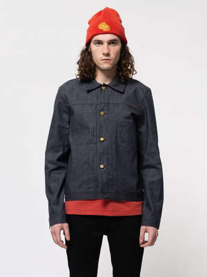 Nudie Jeans Vinny Year of the Rat Denim Jacket