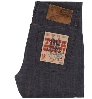 Naked & Famous Weird Guy True Grit Selvedge