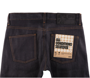 Naked & Famous Weird Guy All Conditions Selvedge