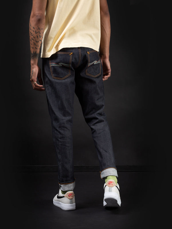 Nudie Steady Eddie 2 Colors Selvedge