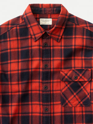Nudie Jeans Sten Flannel Check