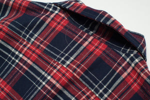 Freenote Cloth Jepson Red Plaid