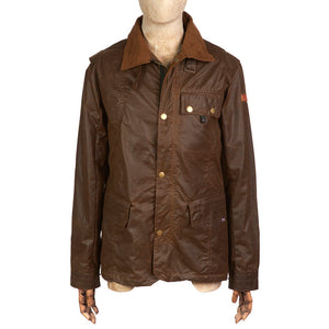 Peregrine Bexley Jacket Brown