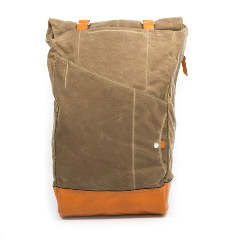 Teranishi Venture Backpack in Tan