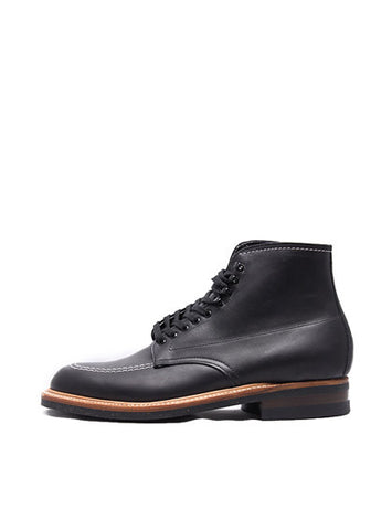 Alden Indy Boot in Black 401