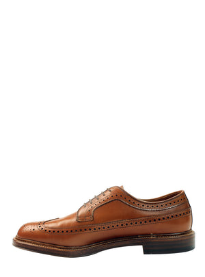 Alden 979 Long Wing Burnished Tan Bloucher
