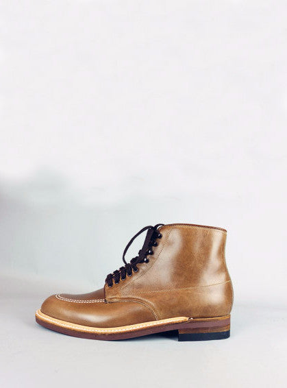 Alden Indy Boot in Natural Chromexcel