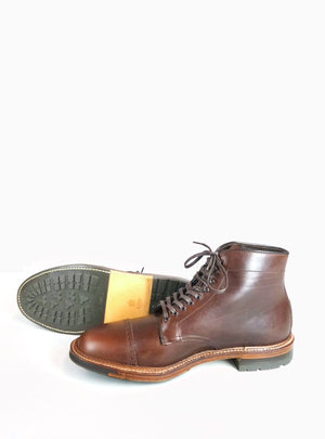 Alden Cap Toe Brown Chromexcel 44924HC