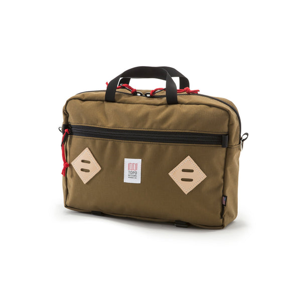 Topo Designs Mountain Briefcase Coyote