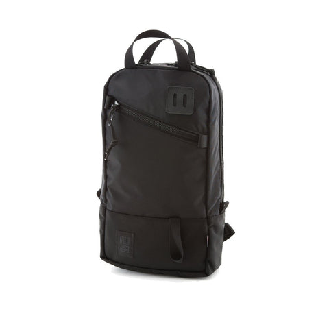 Topo Designs Trip Pack in Ballistic Black