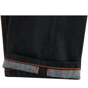Naked & Famous Weird Guy Blanka Electric Surge Selvedge