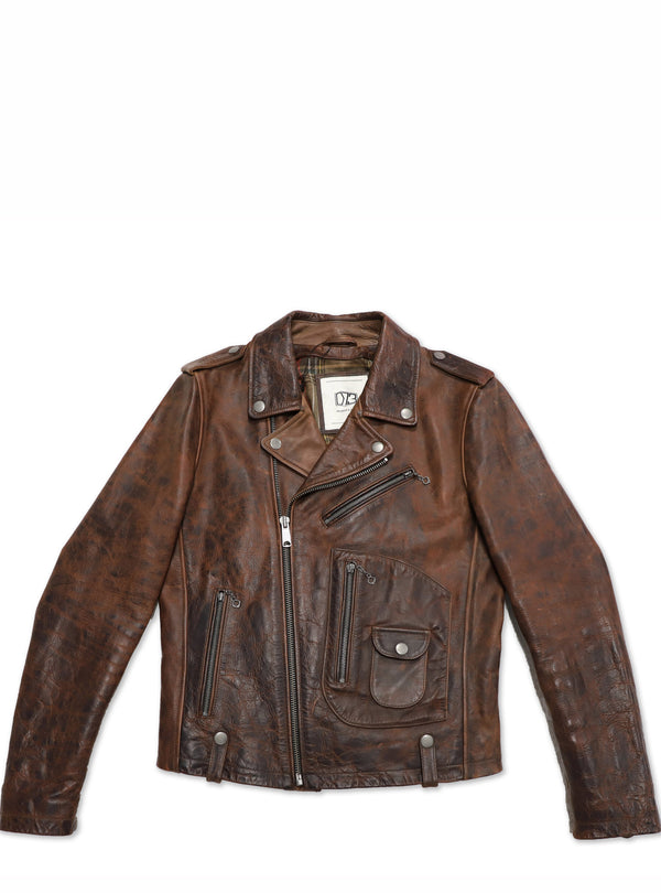 D73 Redford Leather Jacket