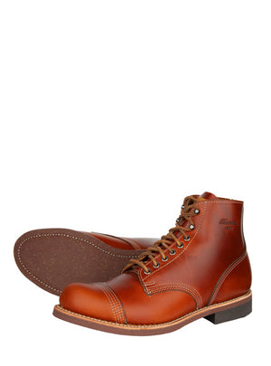 Thorogood 1892 Dodgeville in Cognac CXL Cork Outsole