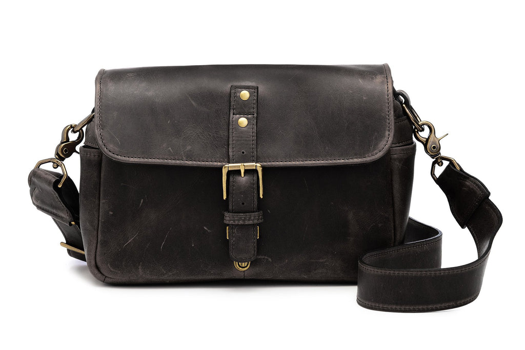 Ona The Leather Bowery in Dark Truffle