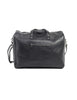Enter Leather Duffle in Black