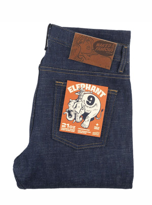 Naked & Famous Super Guy Elephant 9