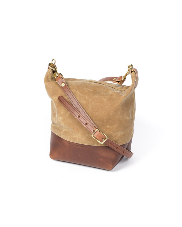Wood And Faulk Field Bag High Desert Sage