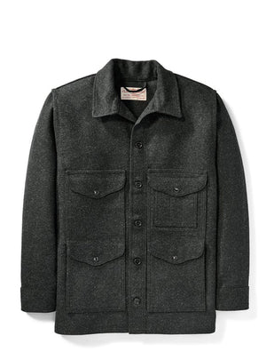 Filson Mackinaw Cruiser in Charcoal