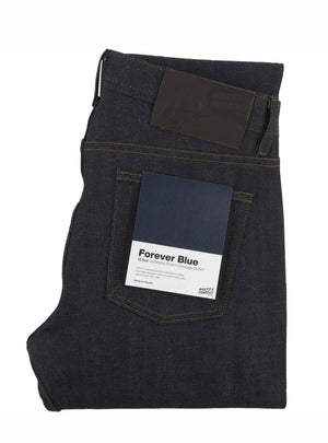 Naked & Famous Weird Guy Forever Blue Stretch Selvedge