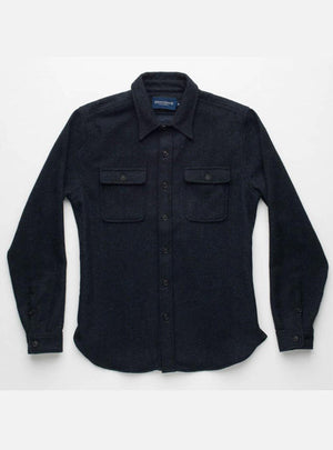 Freenote Cloth Black Indigo