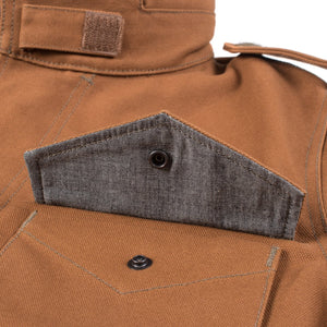 Iron Heart Cotton Duck M65 Jacket