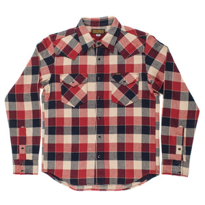 Iron Heart IH-203-RED Ultra Heavy Red Check