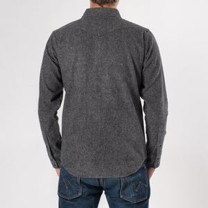 Iron Heart IHSH-209 Charcoal Herringbone